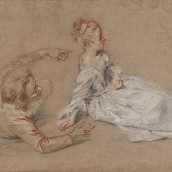Foundlabs Conversation: French Drawings from 1500-1800